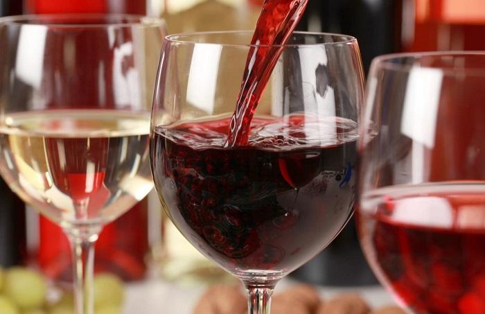 Какое вино употреблять при пониженном давлении