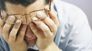 Низкое давление из за стресса