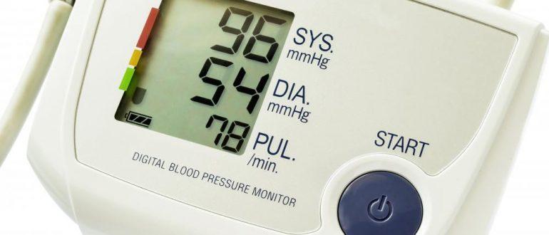 Повышено нижнее артериальное давление причины лечение