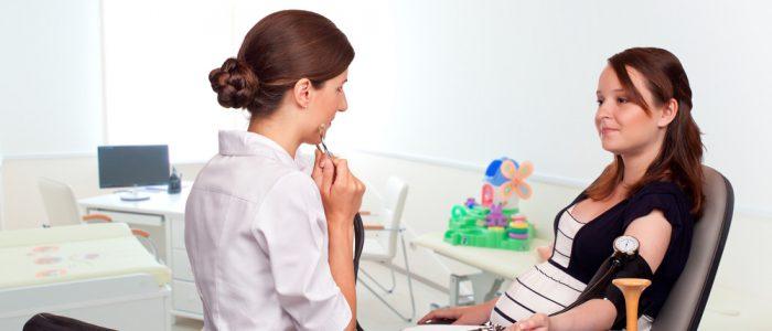 Что можно при беременности от пониженного давления