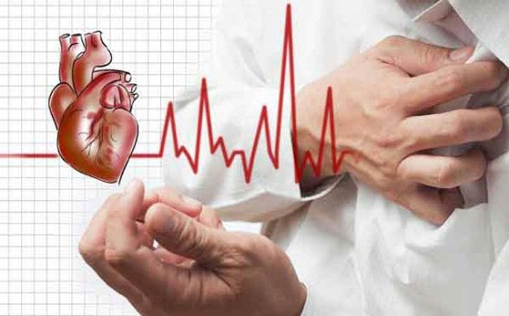 Снять при аритмии сердца в домашних условиях 379