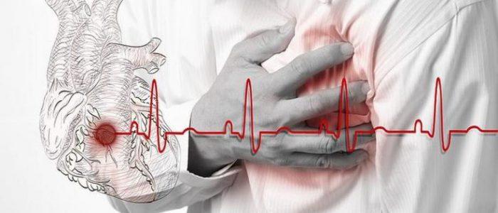 Учащенное сердцебиение при нормальном давлении