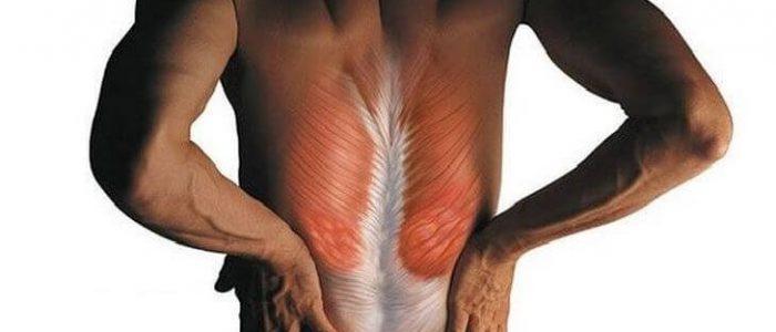 постоянные боли в спине выше поясницы