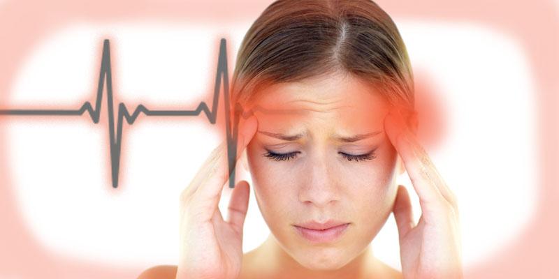 Болит голова в висках (давит причины) 66
