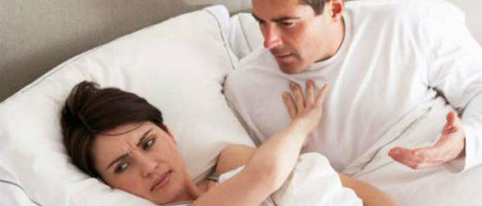 При гипотонии помогает секс