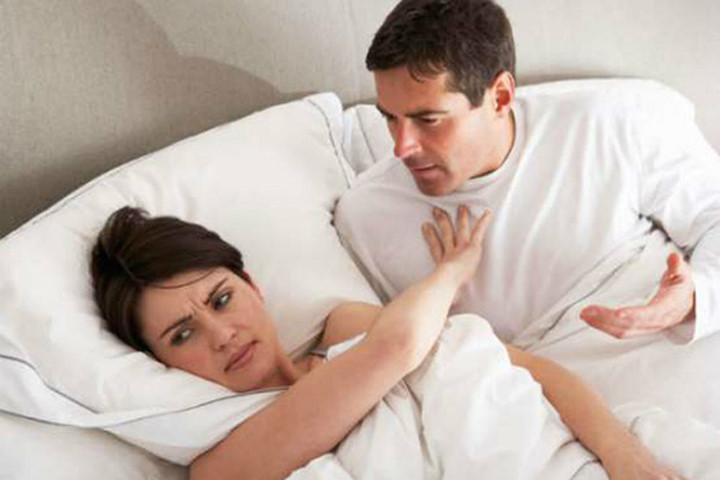 Скачки эрекции во время секса