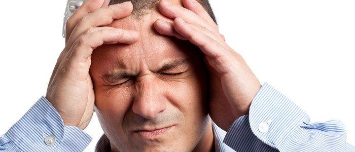 Спазмы головы при всд