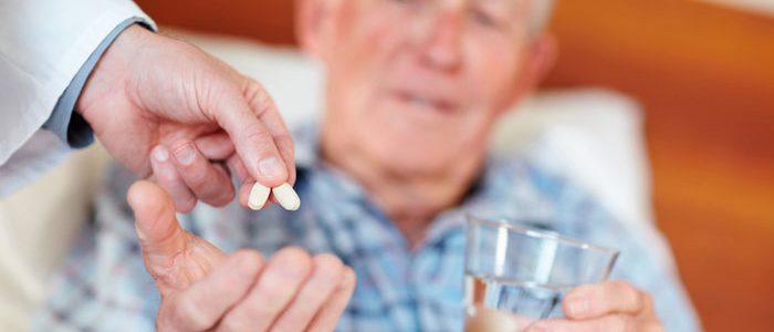 Лекарство от аритмии для пожилых