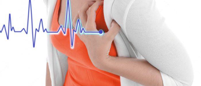 Аритмия при климаксе у женщин симптомы и лечение